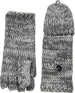 Subtle Mouline Pop Top Mittens