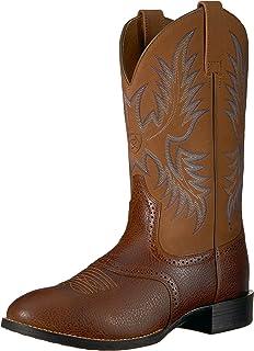 ARIAT Heritage Stockman mens Western Boot