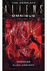 The Complete Aliens Omnibus: Volume Two (Genocide, Alien Harvest) Kindle Edition