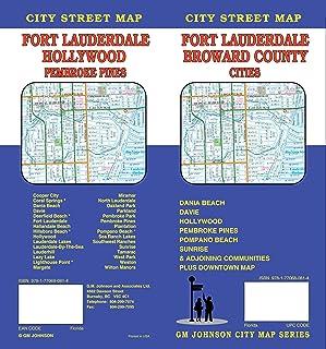 Fort Lauderdale, FL City Street Map