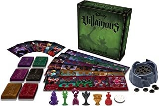 Ravensburger Disney Villainous Strategy Board Game for Age 10 and Up - 2019 TOTY Game of the Year Award Winner