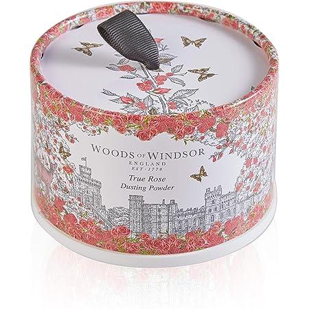 Woods Of Windsor True Rose Dusting Powder, 3.5 Ounce