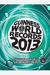 Guinness World Records 2013 Hardcover