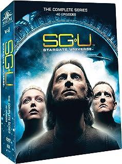Stargate Universe SG-U The Complete Series