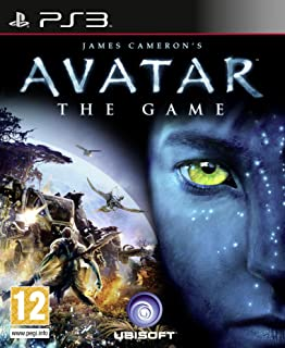 Ubisoft James Cameron's Avatar: The Game (PS3)