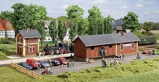 Auhagen 11435 – järnväg stenbach med kran, modelljärnväg tillbehör