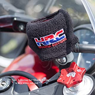 1x Reservoir Sock Large HRC Black For Honda CBR Sleeve Sweat Band