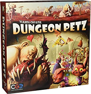 Czech Games Dungeon Petz