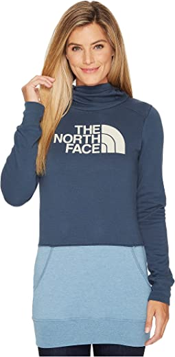 The North Face - 1/2 Dome Extra Long Hoodie