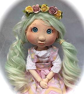 عروسک های کلکسیونی عروسک های تزئینی رزین تزئینی BJD Ball Art عروسک 11 اینچ بلند