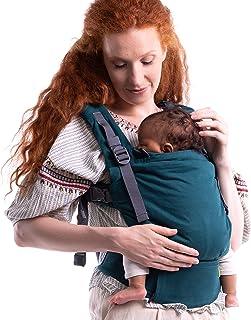 comprar comparacion : Boba X - Portabebés, mochila adaptable, microajustable, estructurada suave para bebés de 3-20 kg Atlántico Orgánico