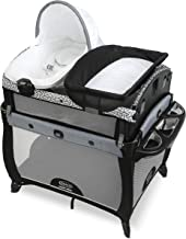 Graco Pack 'n Play Newborn2Toddler Playard   Includes Portable Napper, Raised Infant Bassinet, and Diaper Changer, Mahan