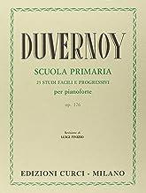 Scaricare Libri Scuola primaria del pianoforte opera 176. 25 studi facili e progressivi PDF