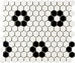 Best hex flower tile Reviews