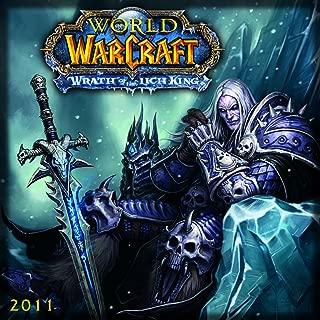 World of WarCraft 2011 Mini Wall Calendar (Calendar)