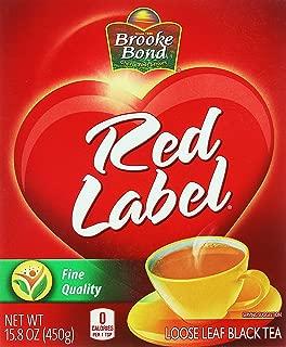 Brooke Bond, Red Label Loose Leaf Black Tea, 450g(gm)