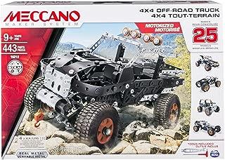 Best meccano remote control jeep Reviews
