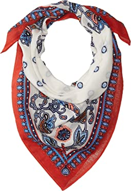 Ida Bay Cotton Bandana Scarf