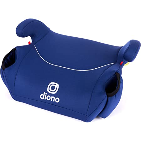 DiONO, Solana Backless Booster Car Seat, Blue, Pack