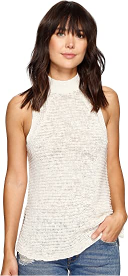Cross My Heart Sleeveless Sweater