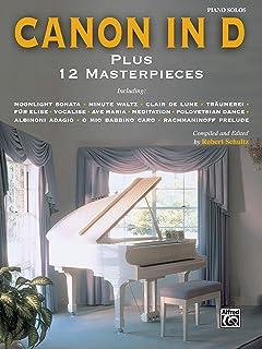 Canon in D Plus 12 Masterpieces (Plus 12 Series)