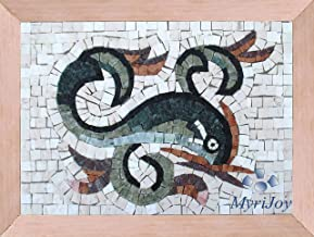 Mosaic craft kit for adults Dolphin 13