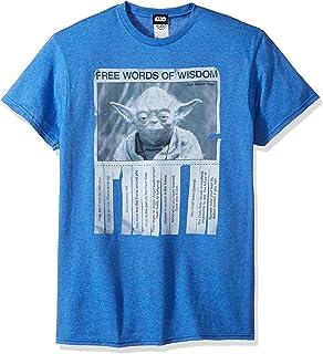 Star Wars Words of Wisdom Camiseta para Hombre