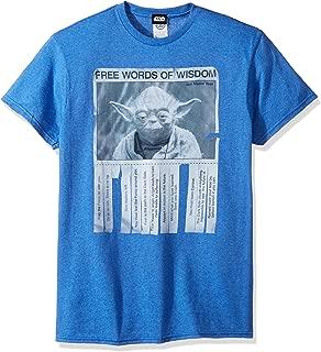 Men's Words Of Wisdom T-Shirt