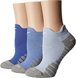 Dry Performance Cushion Low Training Socks 3-Pair Pack