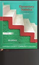 Elementary Statistics 8th (Eighth) Edition byBluman