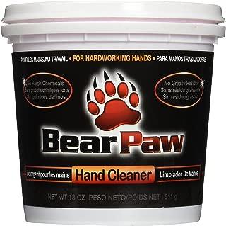 Bear Paw Hand Cleaner, 18oz Tub (1)