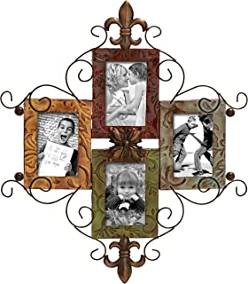 Deco 79 53831 Metal Photo Frame
