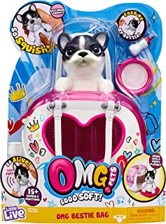 Little Live Pets 28942 OMG - Bolsa para mascotas, los