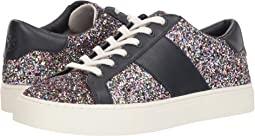 Carter Glitter Lace-Up Sneaker