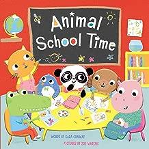 Animal School Time (Board Book)