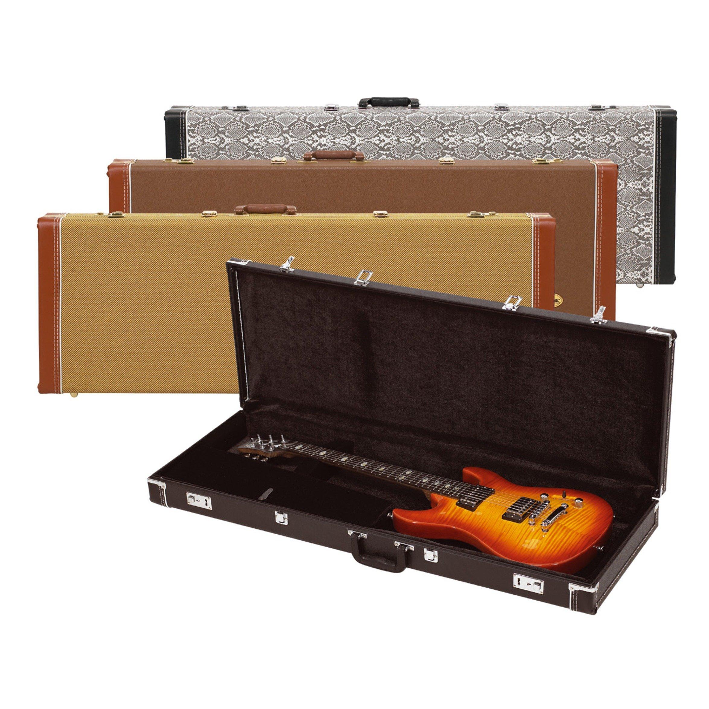 Rockcase Standard RC10606B · Estuche guitarra eléctr.: Amazon.es: Instrumentos musicales