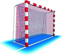 Cordamanía Handballonnet voor voetbaldoelen, uniseks, wit, 3,00 x 2,00 x 1,00 x 1,00 x 1,00 cm