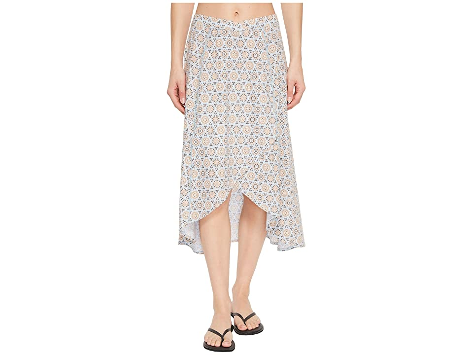 Stonewear Designs Stonewear Skirt (Moroccan Tile) Women's Skirt