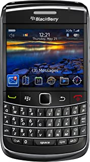 Blackberry Bold 9700 Unlocked GSM Phone with Blackberry OS 5.0, Touch-Sensitive Optical Trackpad, QWERTY Keyboard, 3.15MP Camera, Video, GPS, Wi-Fi, Bluetooth and microSD Slot - Black