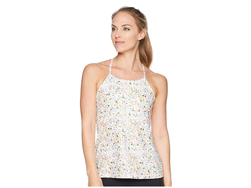 Prana Small Miracle Cami (Multi Petal) Women