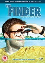 The Finder - The Complete Series set Region2 Requires a Multi Region Player