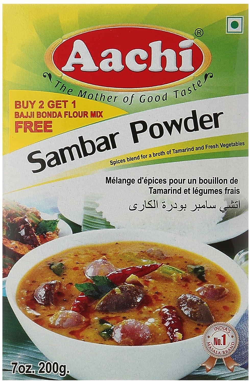 Manufacturer OFFicial shop Aachi At the price of surprise Sambar Powder 7 Oz Gm 200