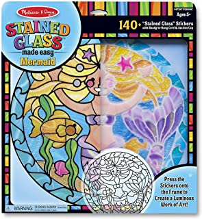 Best easy stained glass suncatchers Reviews