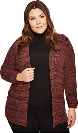 Plus Size Thick and Thin Cardy