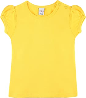 yellow t shirt for girl
