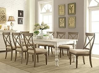 Best 9 piece rectangular dining set Reviews