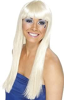 Smiffy's Women's Dancing Queen Wig Blonde