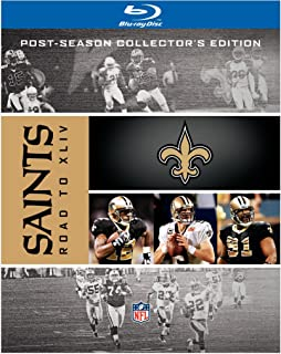 new orleans saints road to the super bowl