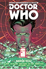 Doctor Who: The Eleventh Doctor Vol. 2 Kindle Edition