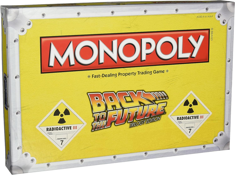 el mas reciente Regreso al al al Futuro Juego de Mesa Monopoly Edición US  bajo precio del 40%